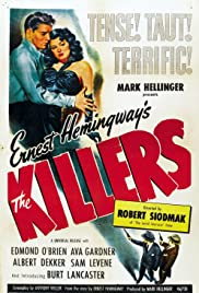 The Killers (1946) Poster - Movie Forum, Cast, Reviews