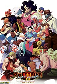 Street Fighter III: Third Strike - Fight for the Future (Video Game