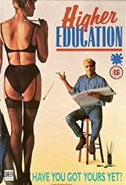 Higher Education (1988) starring Kevin Hicks on DVD on DVD
