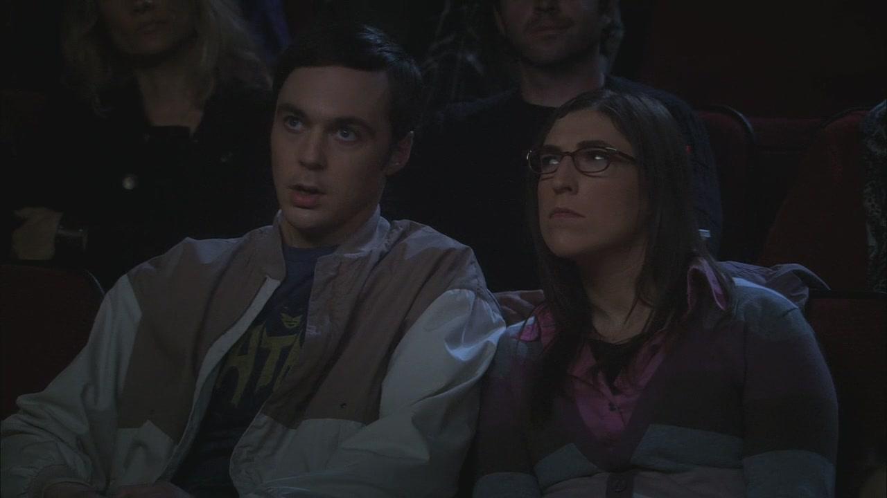dating Sheldon Cooper