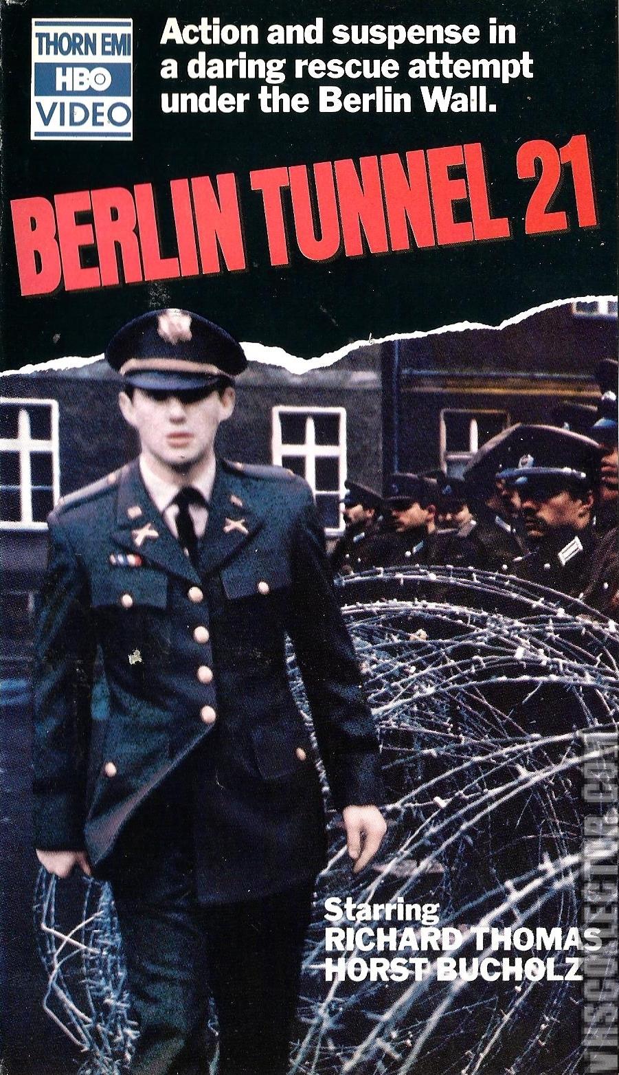 Richard Thomas in Berlin Tunnel 21 (1981)