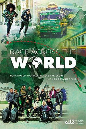 Where to stream Race Across the World