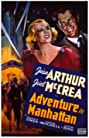 Adventure in Manhattan (1936) Poster