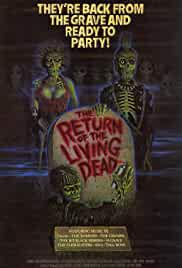 Watch Movie The Return Of The Living Dead (1985)