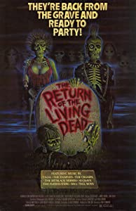 Can you watch unlimited movies netflix The Return of the Living Dead by Ken Wiederhorn [mpg]