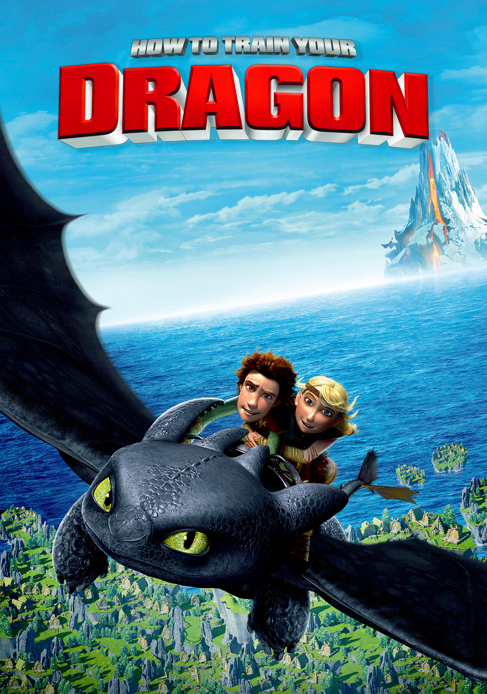 How to Train Your Dragon: Viking-Sized Cast (Video 11) - Photo