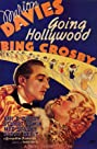 Going Hollywood (1933) Poster