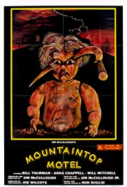 Mountaintop Motel Massacre Poster