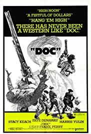 'Doc' (1971) starring Stacy Keach on DVD on DVD