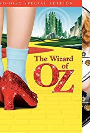 The Wonderful Wizard of Oz Storybook Poster