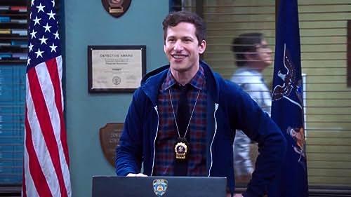Brooklyn Nine-Nine: Jake Pranks Holt