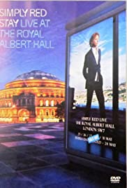 Simply Red: Stay - Live at the Royal Albert Hall Poster