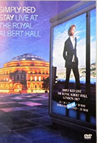 Primary photo for Simply Red: Stay - Live at the Royal Albert Hall