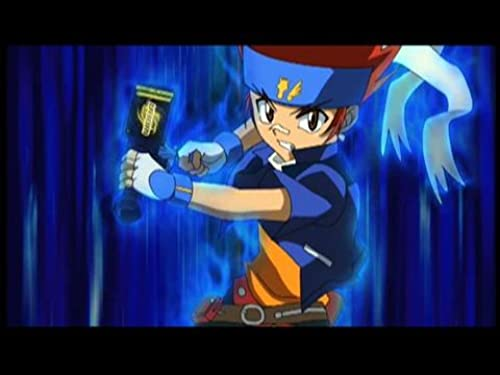 Beyblade: Metal Fusion: The Complete Series