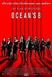 Ocean's 8: Reimagining the Met Gala Poster