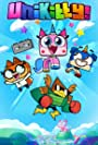 Tara Strong, Grey Griffin, Roger Craig Smith, and Kate Micucci in Unikitty! (2017)
