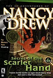 Nancy Drew: Secret of the Scarlet Hand Poster
