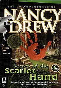 Nancy Drew: Secret of the Scarlet Hand by Max Holechek