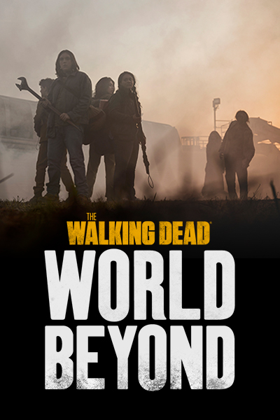 Christina Marie Karis and Annet Mahendru in The Walking Dead: World Beyond (2020)