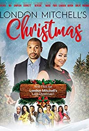 London Mitchell's Christmas Poster