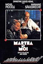 Martha et moi (1990) Poster