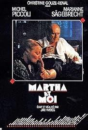 Martha et moi Poster