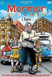 Grandma and the Eight Children Poster