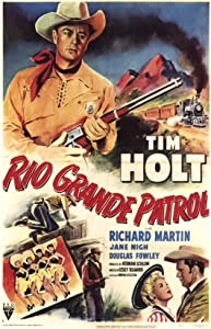 Movies dvdrip download Rio Grande Patrol USA [1080p]
