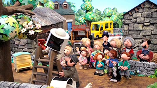 3gp movie clip download Postman Pat and the Runaway Bees [640x352]