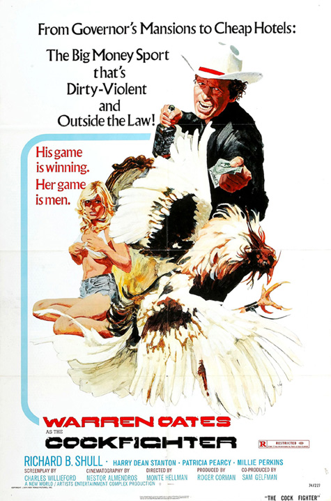 Cockfighter (1974)