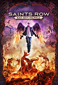 Primary photo for Saints Row: Gat Out of Hell