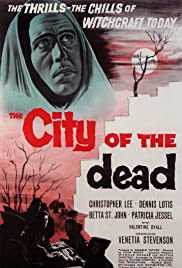 The City of the Dead Poster