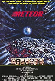 Meteor (1979) Poster - Movie Forum, Cast, Reviews