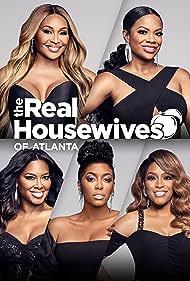 Kenya Moore in The Real Housewives of Atlanta (2008)