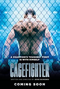 Primary photo for Cagefighter