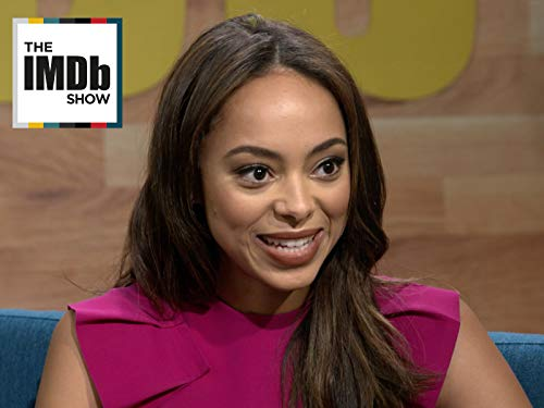 Amber Stevens West in The IMDb Show (2017)