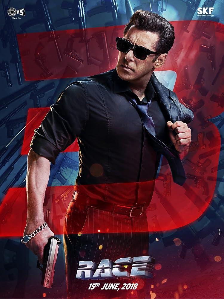Race 3 2018 Hindi Best Print DVDScr x264 400MB