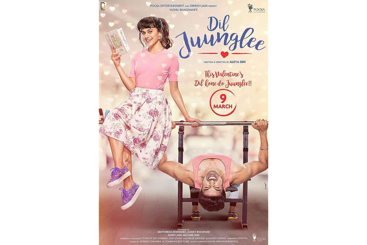 Dil Juunglee (2018)