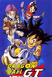dragon ball gt tv series 1996 1997 imdb