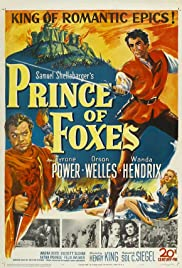 Prince of Foxes (1949) Poster - Movie Forum, Cast, Reviews