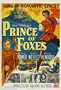 Primary photo for Prince of Foxes