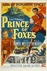 Link to download hd quality movies Prince of Foxes [hdrip]