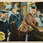Gary Cooper, Arthur Metcalfe, and Basil Radford in Seven Days Leave (1930)