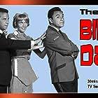 Don Adams, Bill Dana, Jonathan Harris, and Maggie Mancuso in The Bill Dana Show (1963)