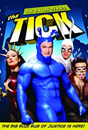 The Tick Poster - TV Show Forum, Cast, Reviews