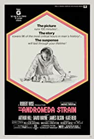 James Olson and Robert Soto in The Andromeda Strain (1971)