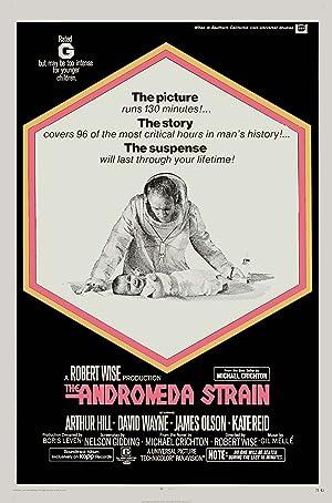 The Andromeda Strain Poster Image