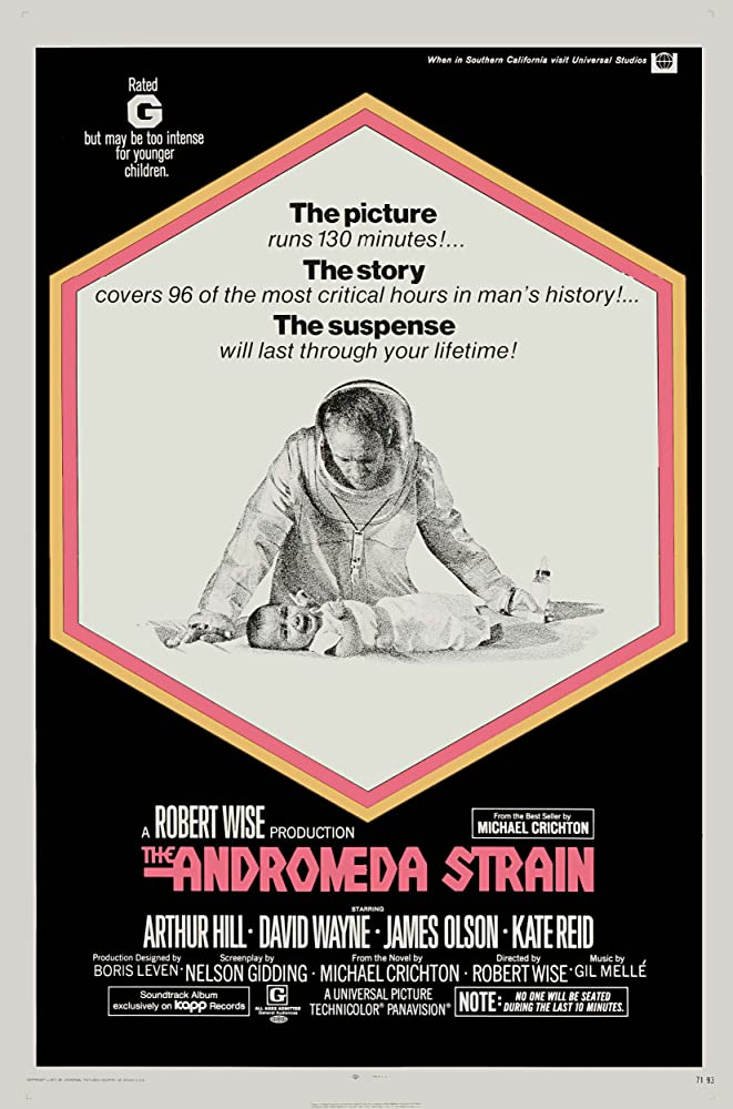 Andromeda (1971) HD