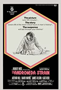 Primary photo for The Andromeda Strain