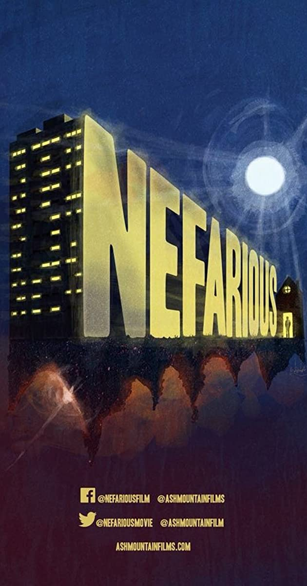 Nefarious (2019) Subtitles